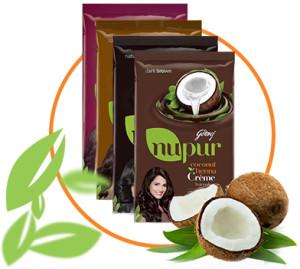 Get Free Sample Of Godrej Nupur Hair Colour