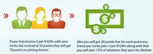 cashngiftt refer and earn