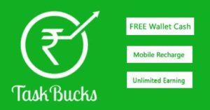 taskbucks hack trick for paytm trick