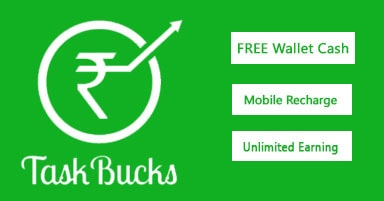 taskbucks hack trick for paytm trick
