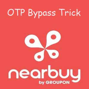 NearBuy OTP Bypass Trick