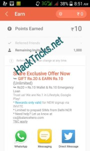 true balance app refer and earn trick