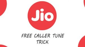 Reliance Jio Free Caller Tune Trick