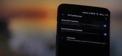 android trick with smart wifi