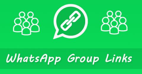 whatsapp groups list