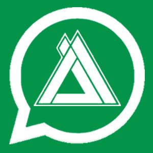 download tema transparan untuk yowhatsapp
